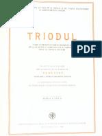 Triod Buc 1986