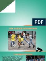 Los Juegos Intramuros.1
