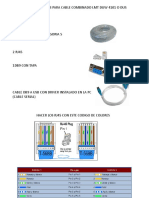 Cable Combinado Para Conexion DU