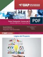 Eval. Proyectos - Tema 4