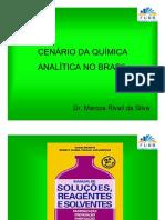 001 CenArio Da QuImica AnalItica No Brasi