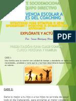 Soporte Socioemocionalal Equipo Directivo