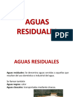 Aguas Residuales 2017