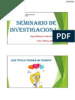 SDI_Clase 5_Titulo y Objetivos