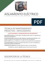 AISLAMIENTO ELÉCTRICO