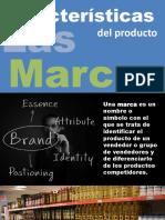 Caracteristicas Del Producto (Marca)