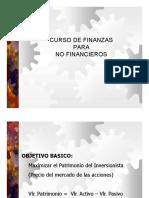 Curso de Actualización de fiancieros para no financieros