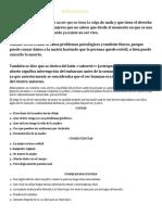 Ejercicio de Word Intermedio