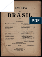 Revista do Brasil, 1916