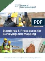 Ogs Survey Standards Oct 2014