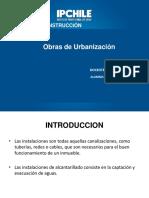 Obras de Urbanisacion