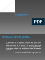 Presentacion de Riesgos Disergonomicos