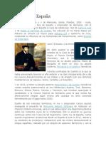 Biografias de Los Monarcas