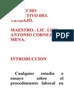 Clases de Derecho Colectivo