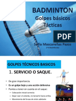 Badminton Borrar