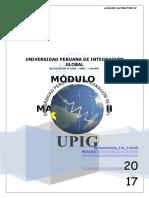 MÓDULO DE ANÁLISIS MÁTEMATICO - II    2017 - II.doc