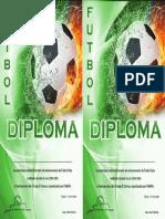 Diploma Futbol (1)