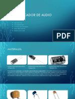 Amplificador de Audio Casero