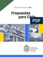 Propuestas Para Chile 2014 Sin Hojas en Blanco