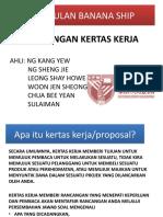 Bakti Siswa Proposal