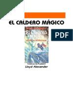 Alexander, Lloyd - P2, El Caldero Magico.pdf