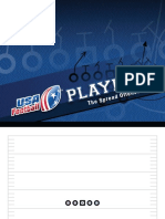 Usa Football Playbook