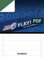 Usa Football Playbook