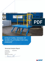 Structural Design of Work Platform for SWL 250kg_m2 (1)
