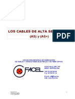 Cables Alta Seguridad