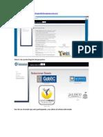 Guía de Apoyo Registro Proyectos Programa de Equipamiento 2014