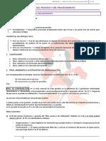 Resumen de Procesal I, Sobre La Base de SILU. 2013-2014
