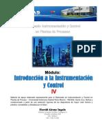 Introducción a La Instrumentación y Control - InEGAS - IV