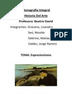 Monografia Integral Hisotira Del Arte