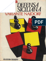 Escaques Defensa siciliana variante najdorf