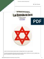 La Historia No Contada de La Estrella de David