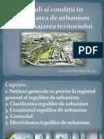 Proiect Urbanism