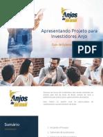 Apresentando Projeto Para Investidores Anjo