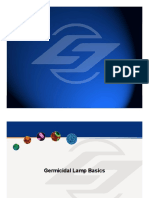 Germicidal Lamp Basics - 2013