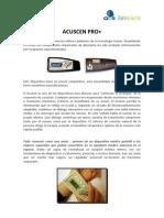 Acuscen Pro