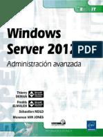 Windows Server 2012 R2 - Administración Avanzada