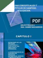 Sampieri 6ta Ed Investigacion 2015 Clases