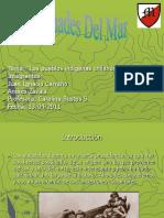Presentacion Alacalufe Historia Segundo Medio