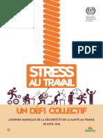 Journée Mondiale Stress Au Travail