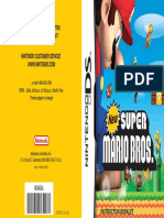 New Super Mario Bros - Manual - NDS