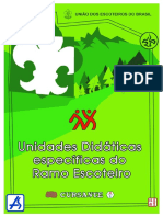 03 - Manual Das Unidades Específicas Do Ramo Escoteiro