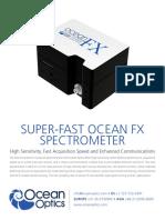 Ocean FX Product Sheet