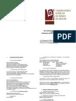 Reglamento Regimen Interno 2010