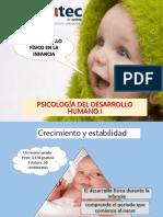 Desarrollo fisico en la infancia..ppt