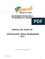 Manual PLC 2009