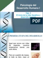 Genetica y Desarrollo